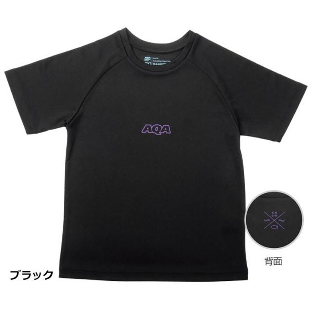 AQA(アクア)ラッシュTシャツジュニア KW-4635