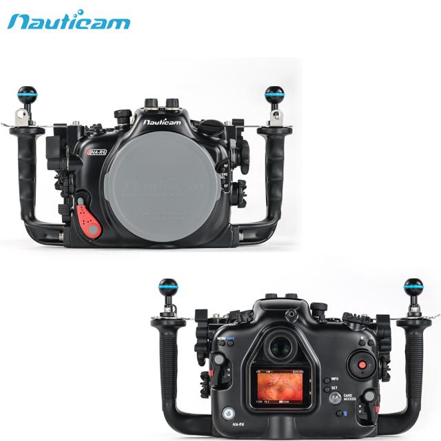 ミラーレス一眼レフカメラ防水ケースNauticam(ノーティカム)R6