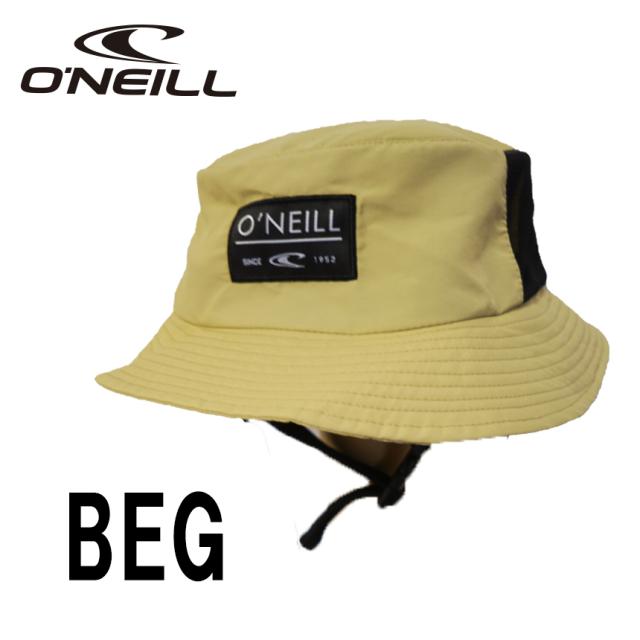 ONEILL(オニール)サーフハット 610907