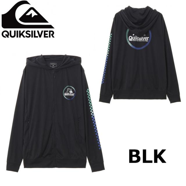 QUIKSILVER ラッシュパーカー メンズ QLY201090