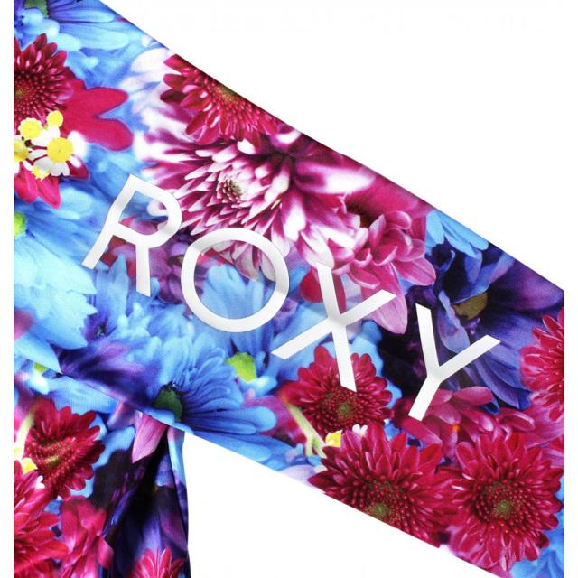 ROXYラッシュパーカーmika ninagawa RLY192005