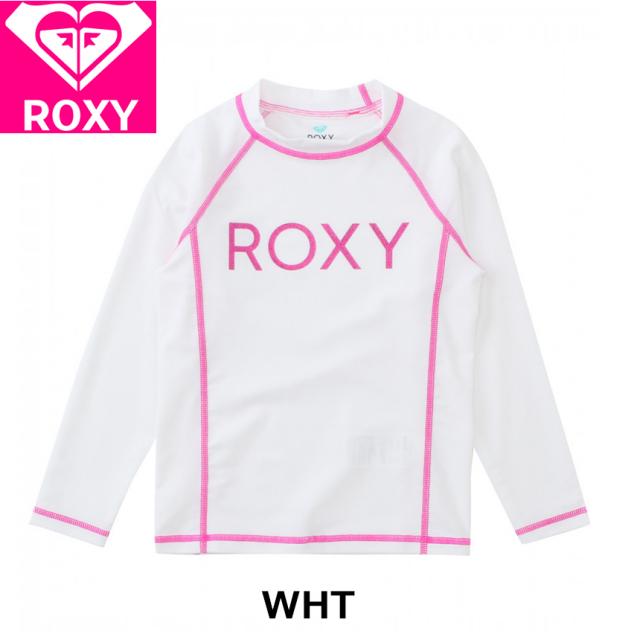 ROXYラッシュガードキッズTLY171062