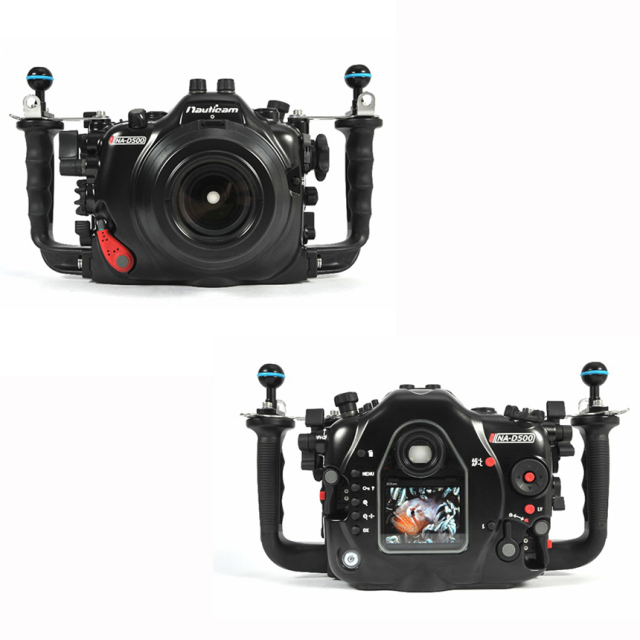 Nauticam(ノーティカム)Nikon D500/3FG/S4FG D500ハウジング