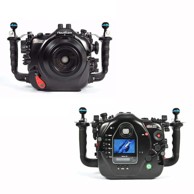 Nauticam(ノーティカム)Nikon D5/3FG/S4FG D5ハウジング