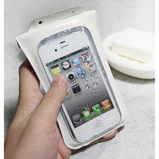スマホ・iPhone6/5/4/3対応防水ケースディカパック P2A
