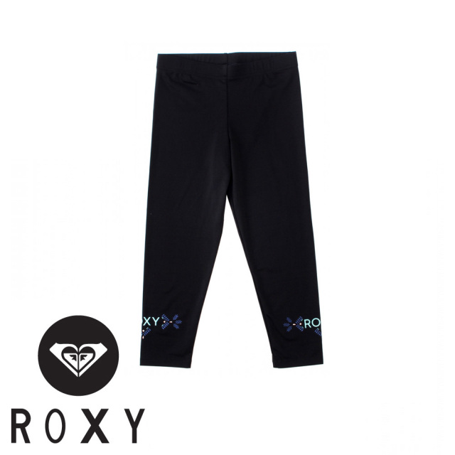 ROXY(ロキシー)キッズ  UVカット ラッシュガードレギンスTLY-171064