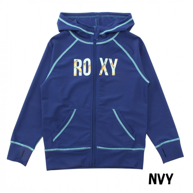 ROXY TLY172102 ラッシュパーカー