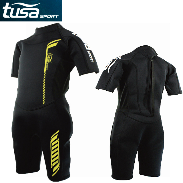 子供用ウェットスーツ TUSA SPORT(ツサスポーツ)UA5301【おすすめ】