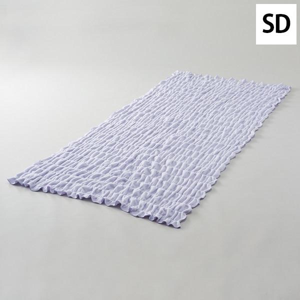ZEPPINハグウォーム 敷き毛布 セミダブル