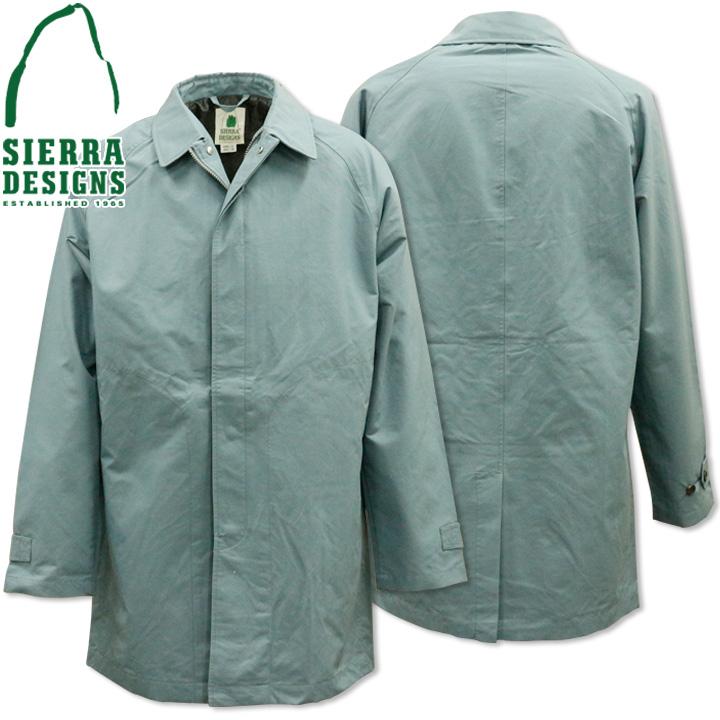 SIERRA DESIGNS (シエラデザインズ) TACOMA COAT 2 タコマコート 8101 B.stone
