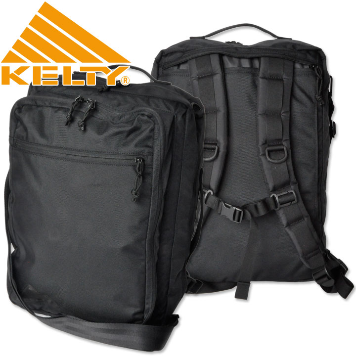 KELTY(ケルティ) URBAN 4 WAY PACK 2592089 ALL BLACK