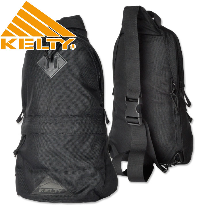 KELTY(ケルティ) URBAN ONE SHOULDER 2592099 ALL BLACK