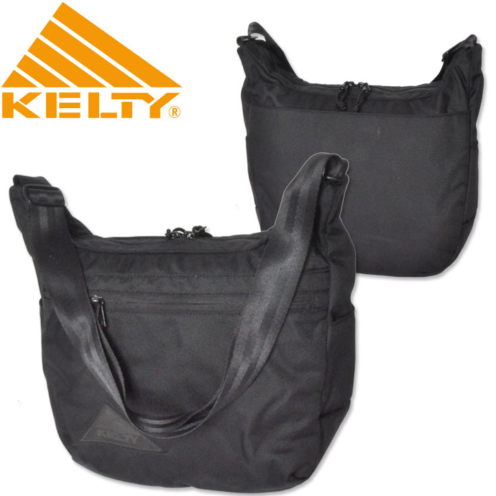 KELTY(ケルティ) URBAN CURVE SHOULDER M 2592098 ALL BLACK