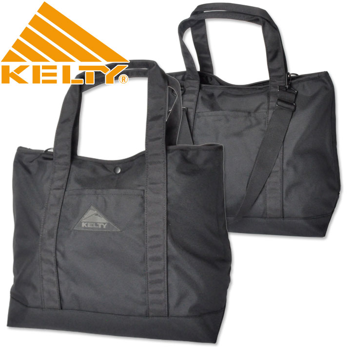KELTY(ケルティ) URBAN NYLON TOTE M 2592095 ALL BLACK