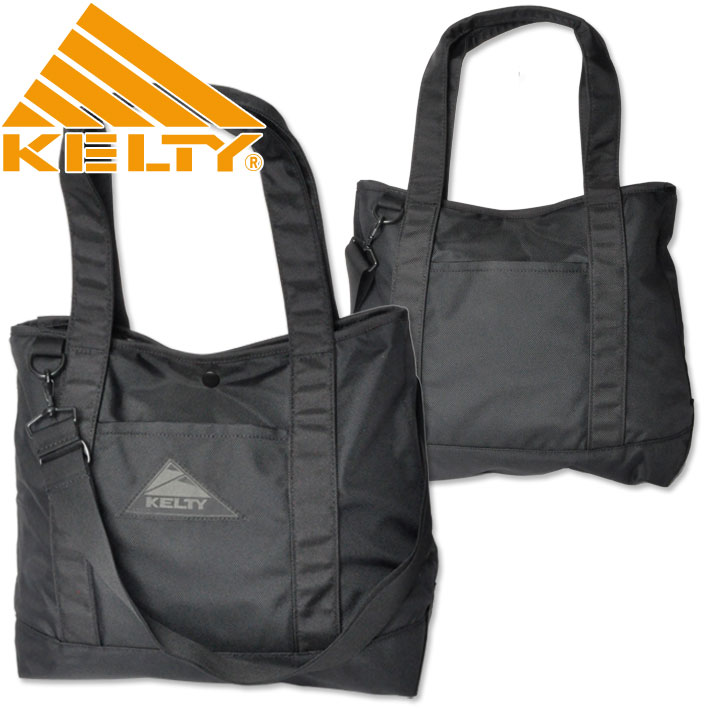 KELTY ( ケルティ ) URBAN NYLON TOTE S 2592096 ALL BLACK