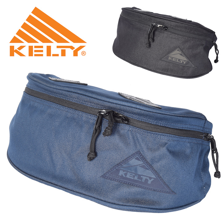 KELTY (ケルティ) URBAN DENIM MINI FANNY 5L 2592206
