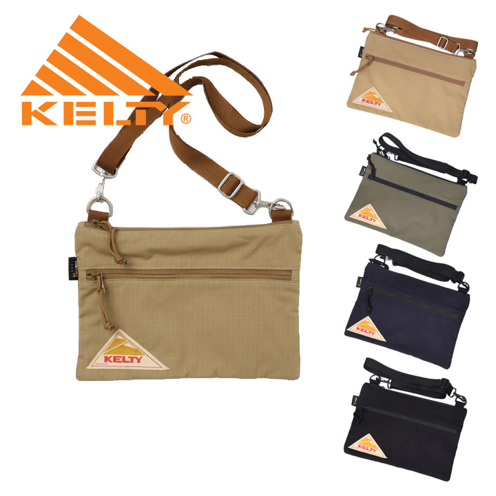 KELTY ( ケルティ ) 2017 WINTER LIMITED FLAT POUCH M 2.0 2592199