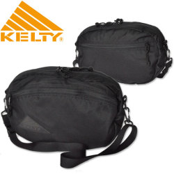 KELTY ( ケルティ ) URBAN OVAL SHOULDER L 2592100 ALL BLACK