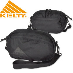 KELTY(ケルティ) URBAN OVAL SHOULDER M 2592101 ALL BLACK