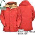 SIERRA DESIGNS (シエラデザインズ) Mountain Parka マウンテン・パーカー Red/Vtan