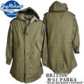 BUZZ RICKSON'S ( バズリクソンズ ) M-51 PARKA 『 BUZZ RICKSON CLOTHES 』 BR12266