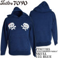テーラー東洋(TAILOR TOYO)スカ フーデッドパーカー SUKA HOODED PARKA『SKULL』TT67785-125 Blue