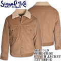 Sugar Cane(シュガーケーン)CORDUROY RANCH JACKET SC13940-133 Beige