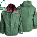 SIERRA DESIGNS (シエラデザインズ) PENDLETON MACLAN SHORT PARKA ペンドルトンマクランショートパーカー 7263 Green