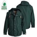 SIERRA DESIGNS (シエラデザインズ) MOUNTAIN TRAIL PARKA マウンテントレイルパーカー Green/Green 6501