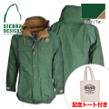 SIERRA DESIGNS ( シエラデザインズ ) 50th Anniversary MOUNTAIN PARKA マウンテンパーカー 5972 Green/Tan