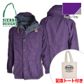 SIERRA DESIGNS (シエラデザインズ) 50th Anniversary MOUNTAIN PARKA マウンテンパーカー 5972 Purple/Gray