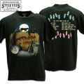 Stray Cats x Style Eyes Rock T-shirt Limited Edition 『 Struttin Across America 』 SE78298-119 Black