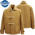 BUZZ RICKSON'S(バズリクソンズ)SHORT DUFFEL COAT 『AVIATION ASSOCIATES』BR14427-134 Camel