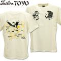 TAILOR TOYO(テーラー東洋)スカTシャツ SUKA T-SHIRT『JAPAN MAP』TT78534-101 White
