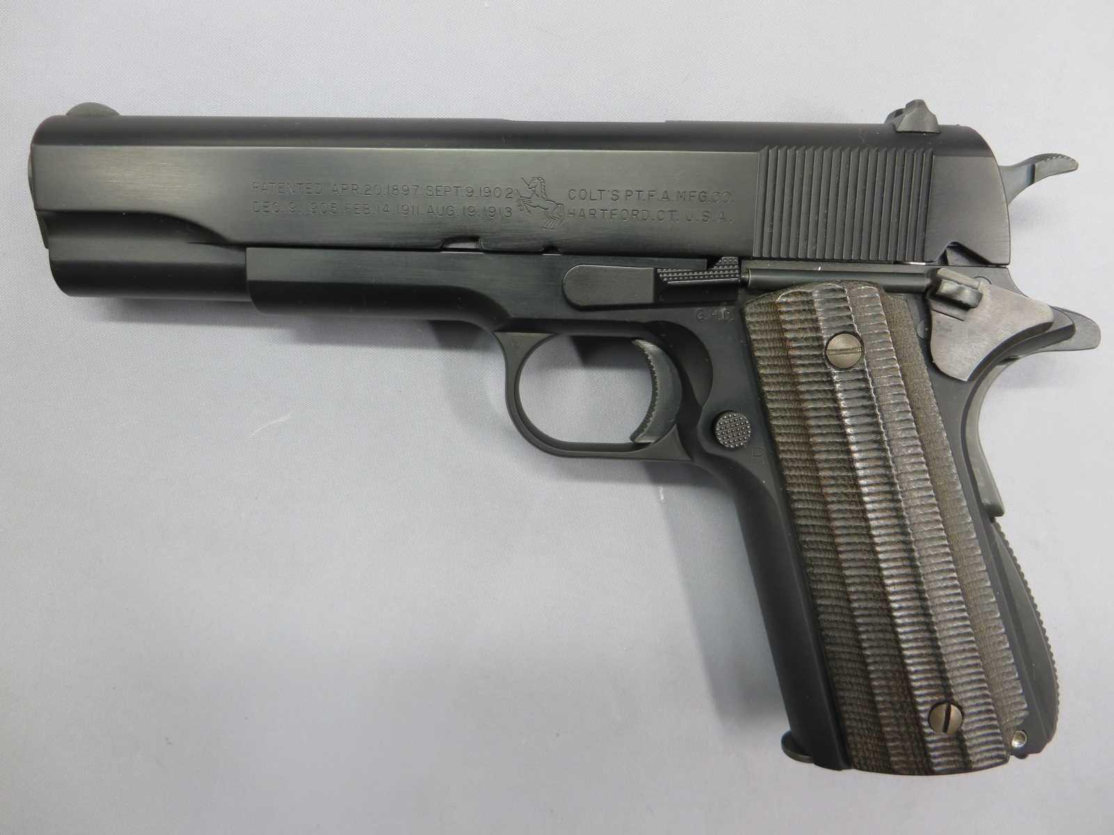 【ウエスタンアームズ】コルト M1911A1 パールハーバー / カスタム