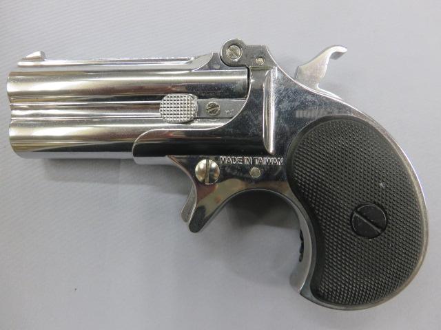 デリンジャー バリュースペック 6mmBB シルバー