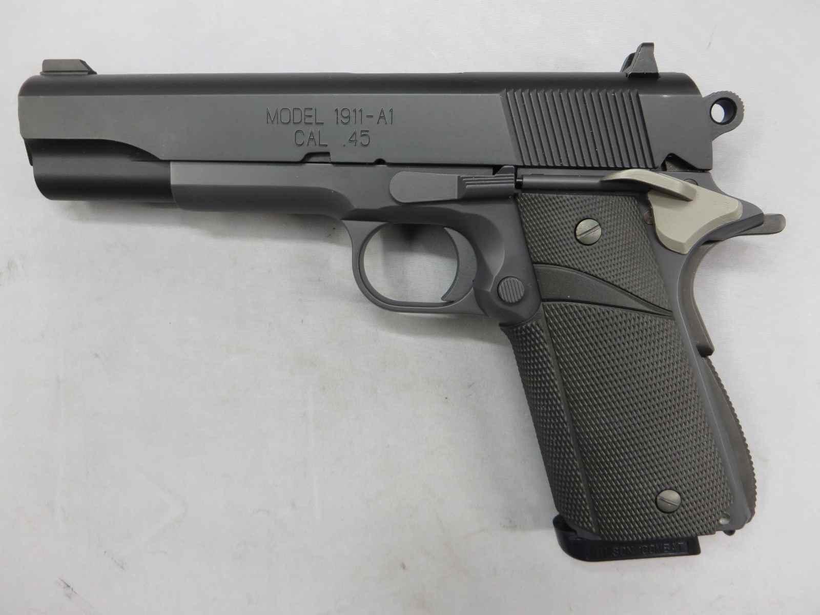 【ウエスタンアームズ】ミルスペック M1911A1 Cal.45