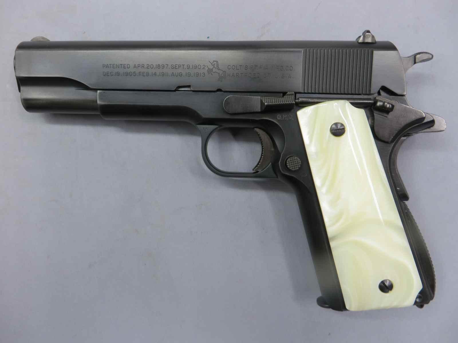 【ウエスタンアームズ】コルトM1911A1 地獄の黙示録 ギルゴア モデル