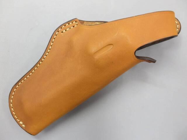 【イーストA】シルエットヒップホルスター 3.5~4インチ革製ホルスター No.232