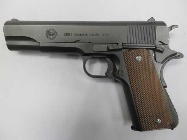 【KSC】M911 ブラックラグーン ロベルタのハンドガン 限定製品