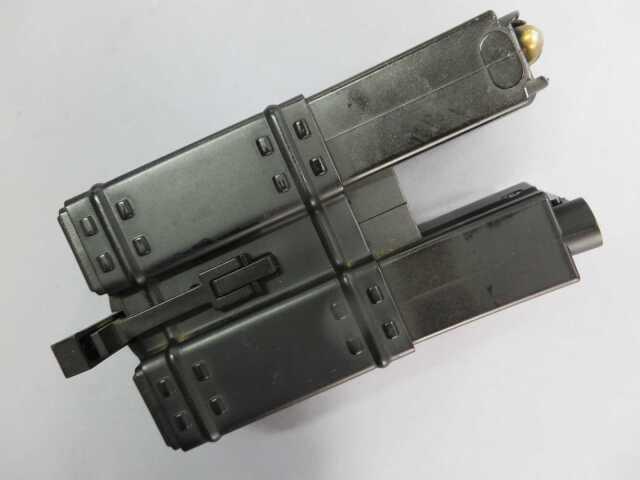 【東京マルイ】STD電動ガン MP5用 220連ダブル・ショートマガジン