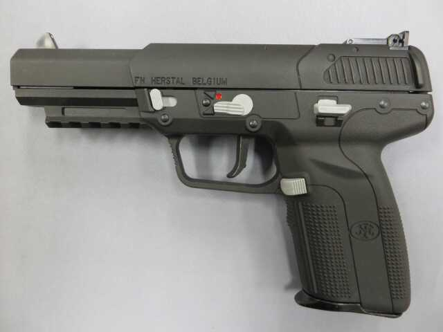 【マルシン】Five-seveN USG maxi8 8mmBB HW FN5-7