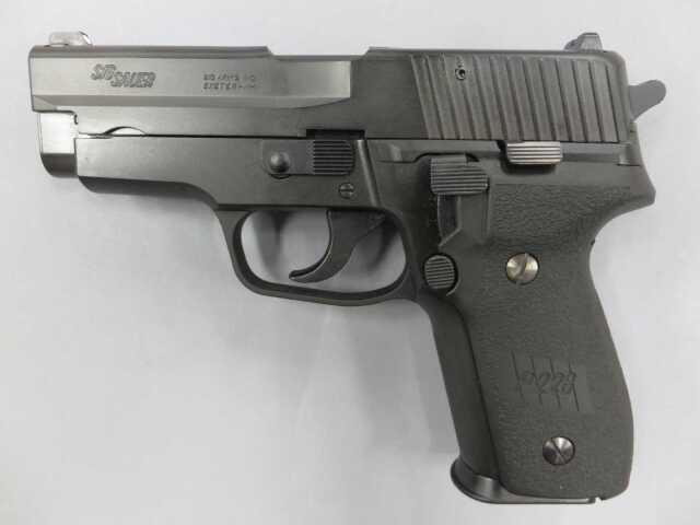 【タナカ】SIG P228 フレイムHW Evo.2 モデルガン