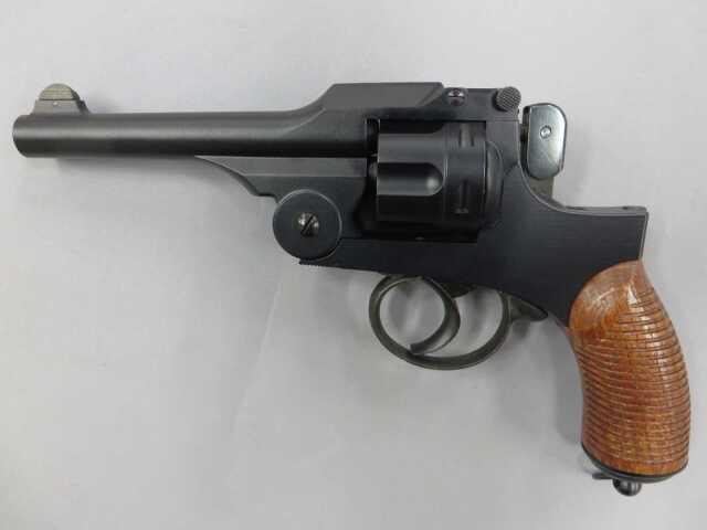 【ハートフォード】二十六年式拳銃 ブルーブラック