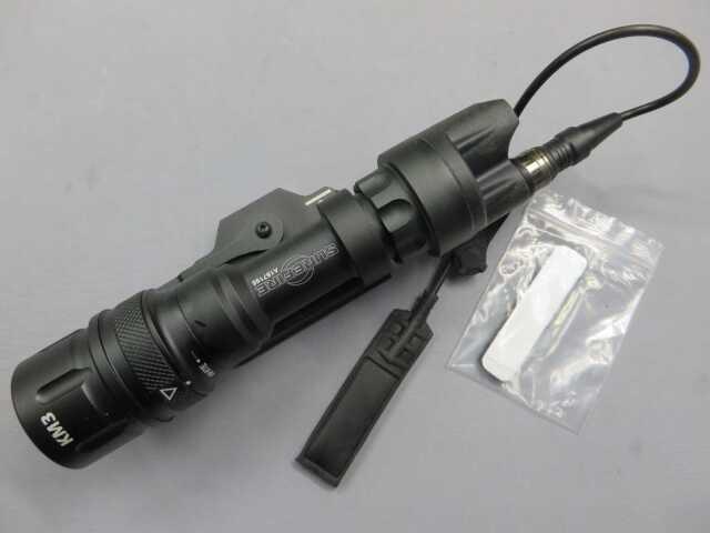 【不明】SUREFIRE レプリカ M952Vタイプ タクティカルライト