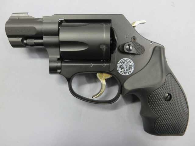 【タナカ】 S&W M&P360 スカンジウム.357マグナム 1-7/8インチ ABS + セラコートフィニッシュ モデルガン
