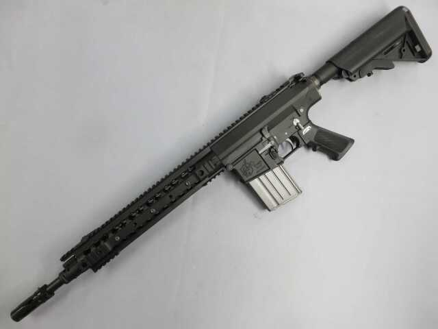 【VFC】KAC SR-15 ECC (Enhanced Combat カービン) GBBR