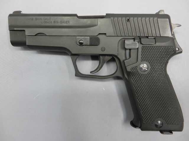 【タナカ】SIG P220 HW 陸上自衛隊 9mm拳銃 エボリューション  モデルガン