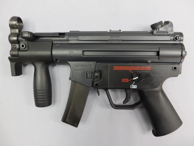 【マルゼン】 MP5KA4 クルツ