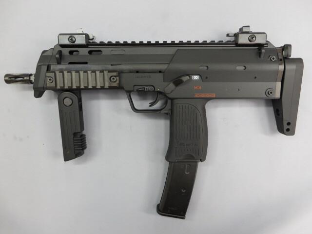 【東京マルイ】 MP7A1 GBB